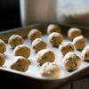 Mom's Chocolate Chip Butter Balls