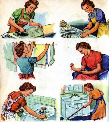 Duties of a homemaker