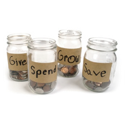 Five easy ways to teach kids about money